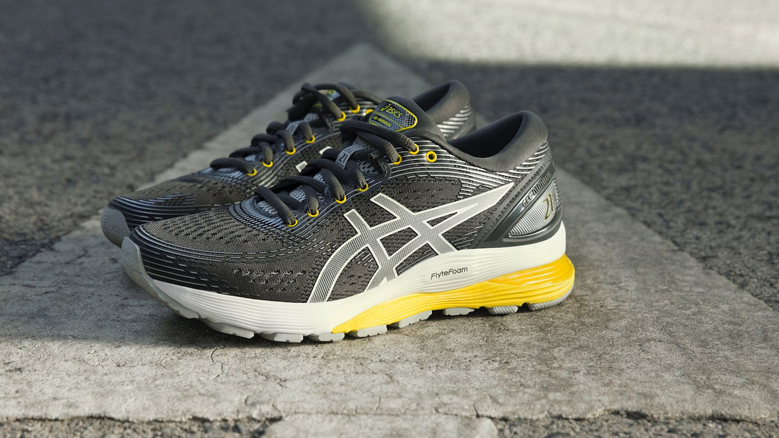 Shoe Review: ASICS GEL-Nimbus 21 | Fleet Feet