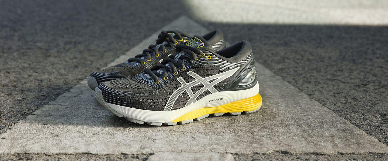Shoe Review: ASICS GEL-Nimbus 21