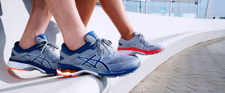 Shoe Review: ASICS GEL-Kayano 26