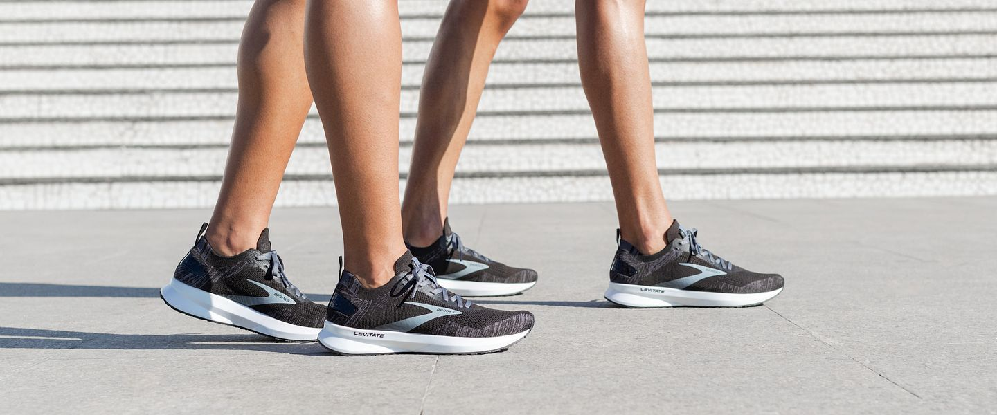 The Brooks Levitate 4 is one of the best Brooks running shoes