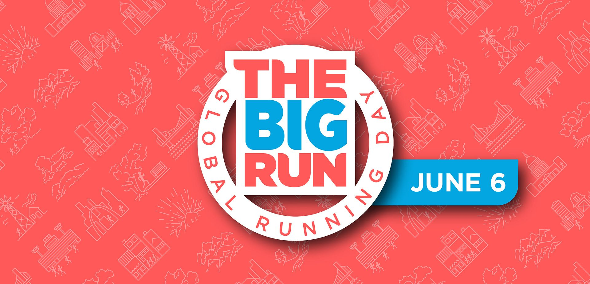 The Big Run logo
