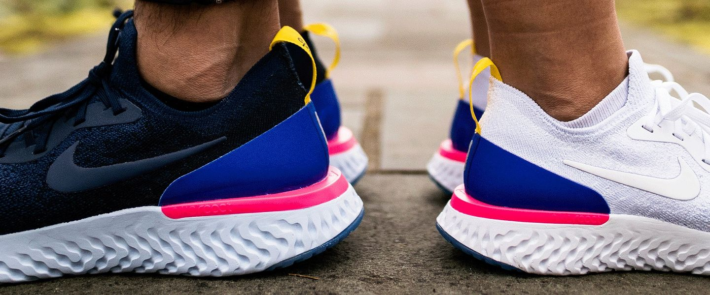 The Future is Now: Nike's Epic React Flyknit is Here | Fleet Feet