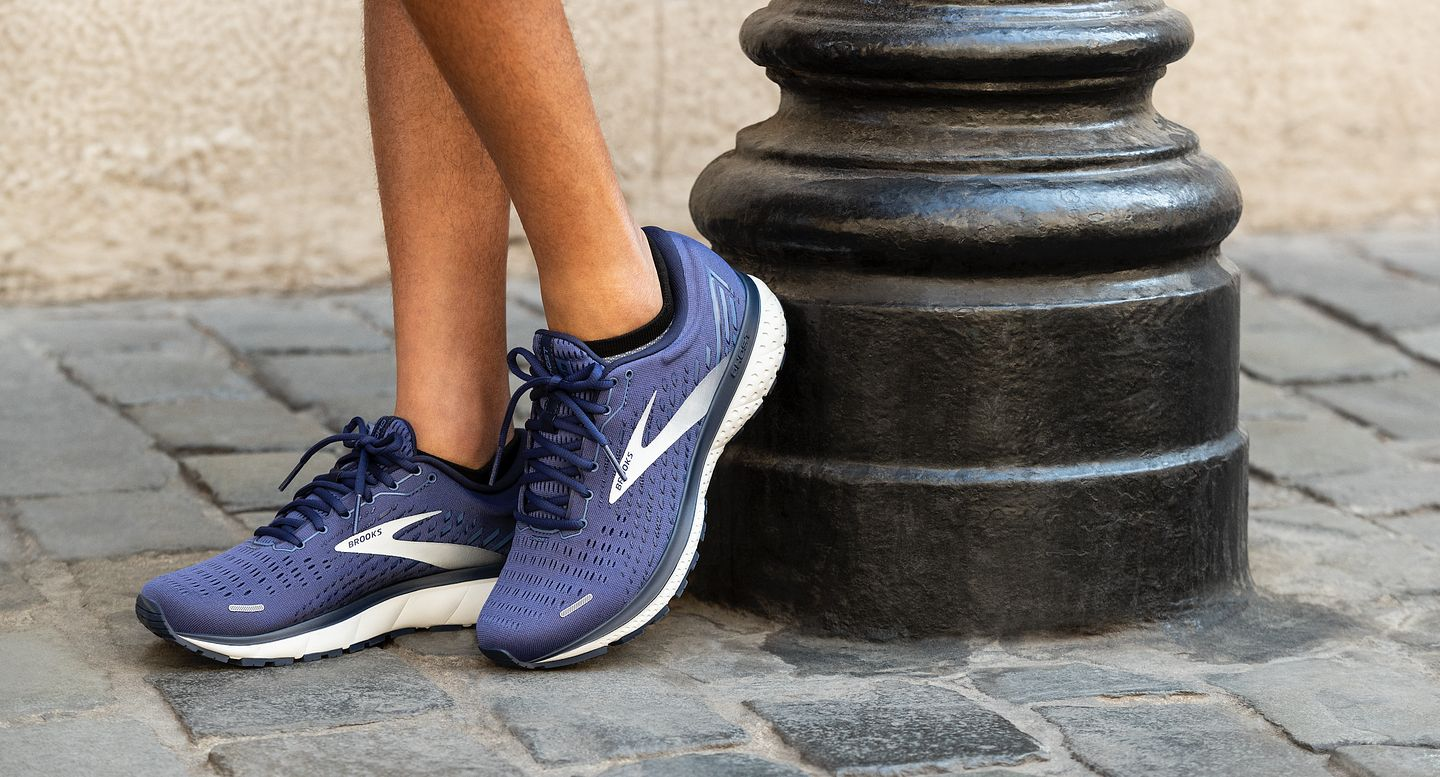 best womens brooks running shoes for high arches