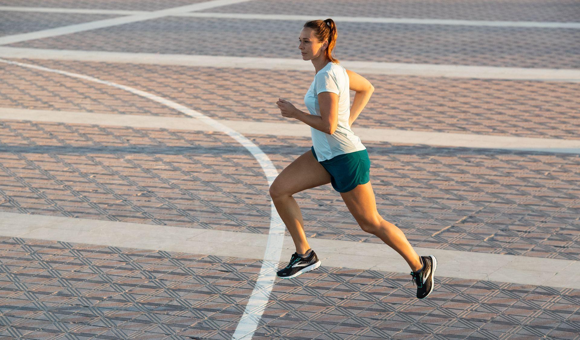 female running trainers