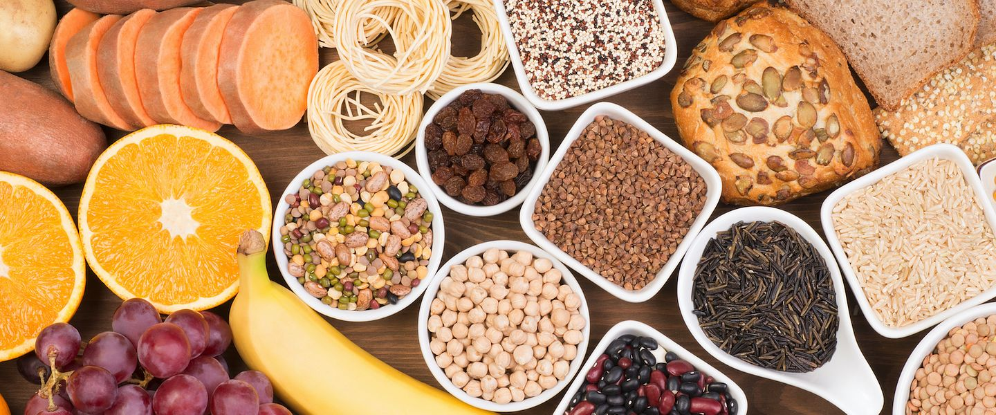 Despite some fad diet rules, carbohydrates are an important part of a high-performance diet