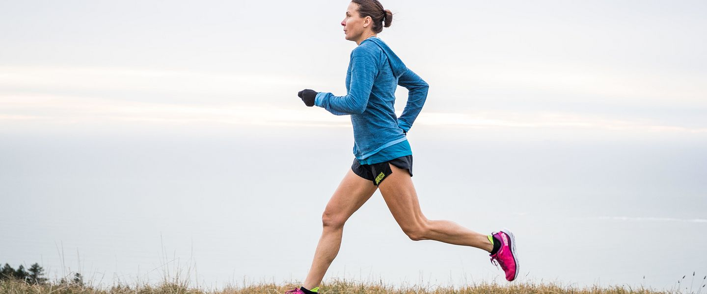 Ultrarunner and VP of Product Development at GU Energy Labs Magda Boulet