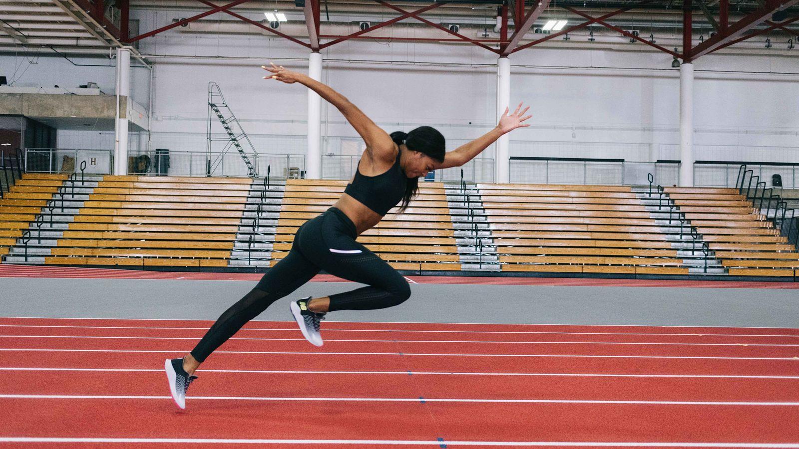 Harvard Track Star Gabby Thomas Inks