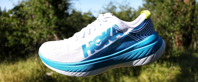 The HOKA ONE ONE Carbon X running shoe