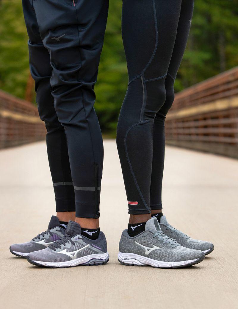 shoes similar to mizuno wave rider 16