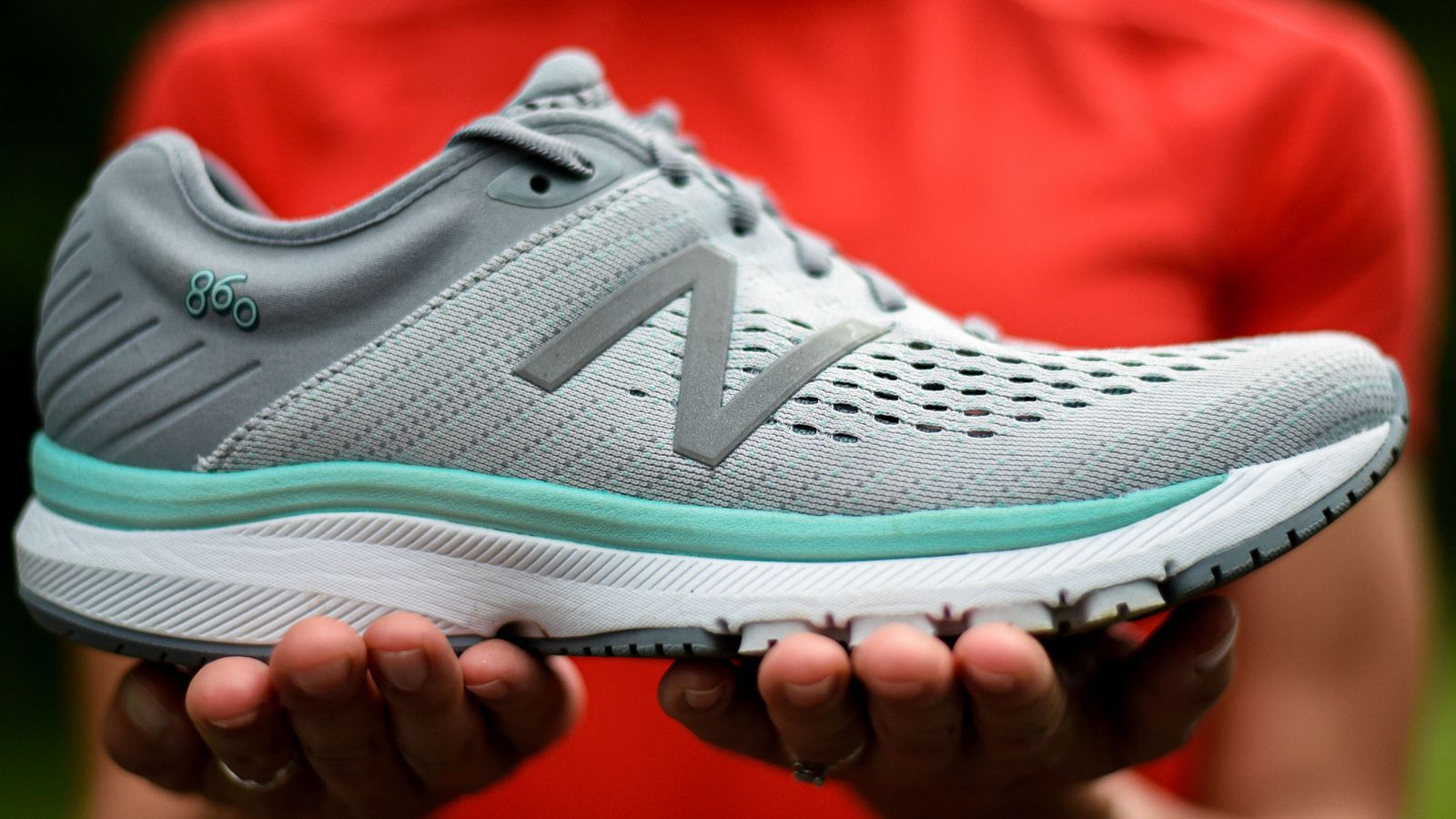 Cuña boleto Aumentar  Shoe Review: New Balance 860v10 | Fleet Feet