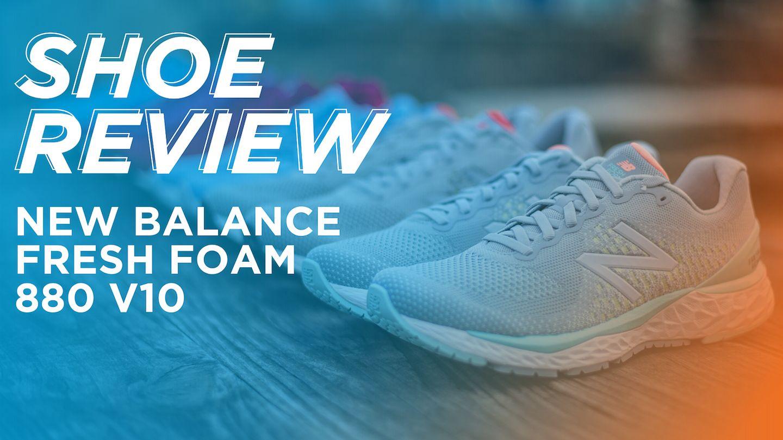 new balance 880 homme test