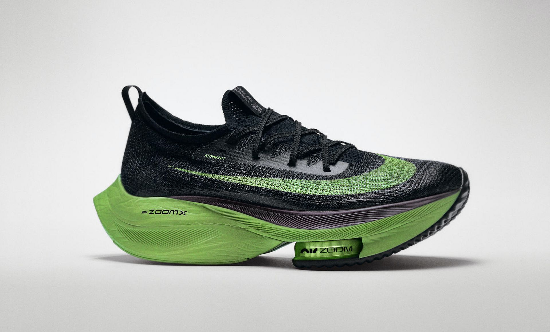 Running Shoes With Carbon-Fiber Plates