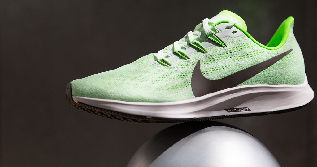 Shoe Review: Nike Air Zoom Pegasus 36   Fleet Feet