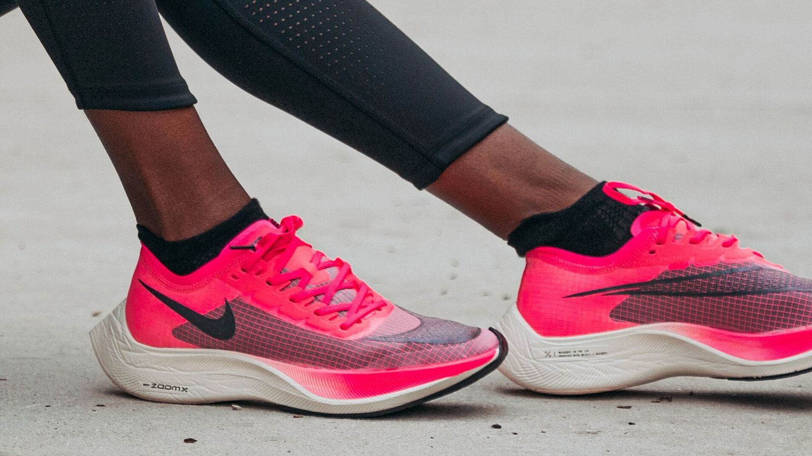 Shoe Review Nike Zoomx Vaporfly Next Fleet Feet