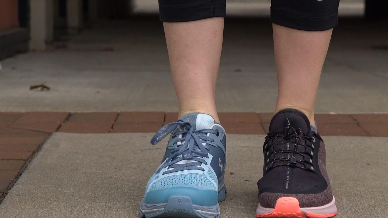 custom fit running shoes near