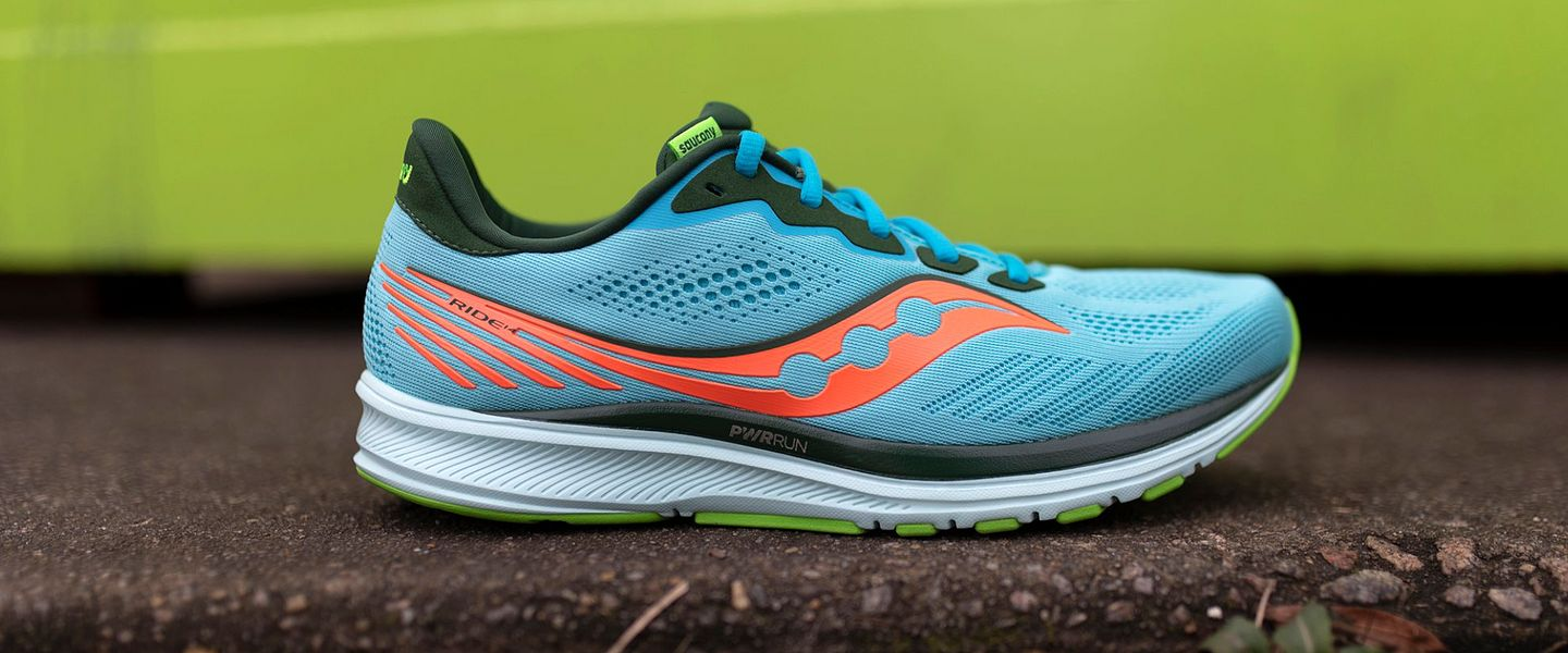 The Saucony Ride 14