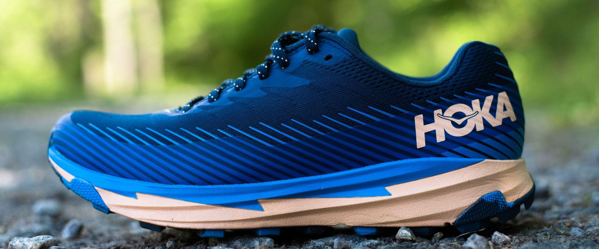 Shoe Review: HOKA Torrent 2   Fleet Feet