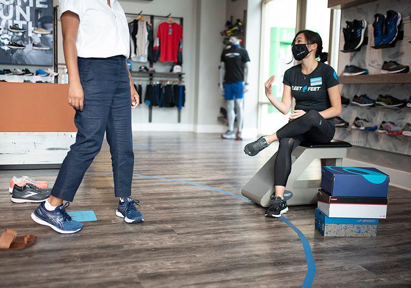 fit id® Outfitting Process | Fleet Feet