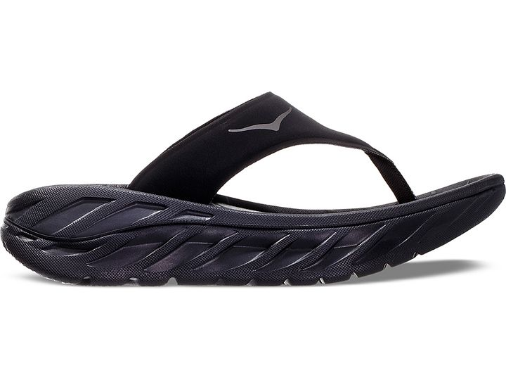 hoka recovery flip flops