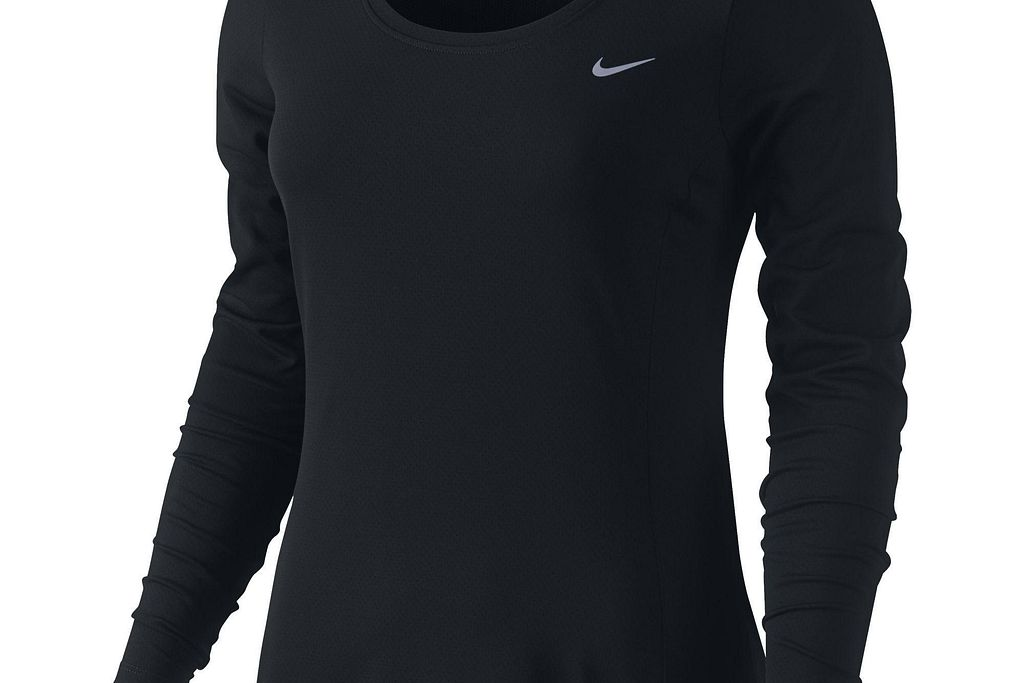 64baec587 Women's | Nike Dri-FIT Contour Long Sleeve | Fleet Feet
