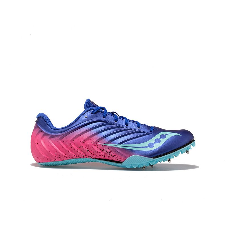 Saucony Saucony Womens Showdown Track Spikes Running Shoes