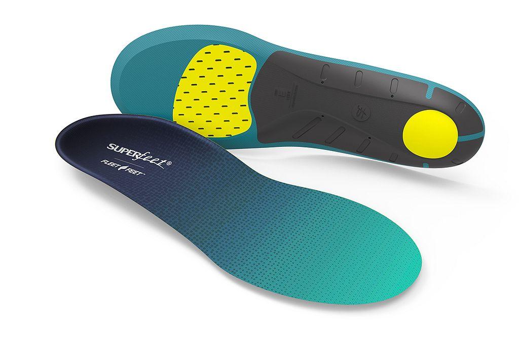 Superfeet x Fleet Feet Dynamic Run