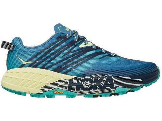 Womens HOKA ONE ONE Speedgoat 4 Trail Running Shoe Sizes 6-11 *New Authentic*